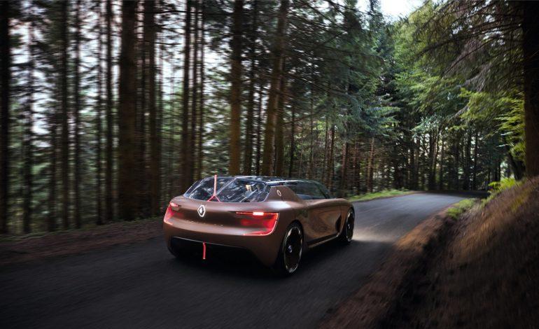 Электромобиль будущего Renault SYMBIOZ фото 4