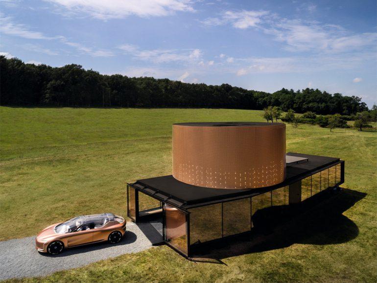 Электромобиль будущего Renault SYMBIOZ фото 7