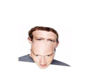 сайт, генерирующий 3D-маску из селфи