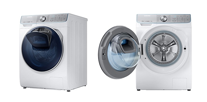 Умная стиральная машина Samsung