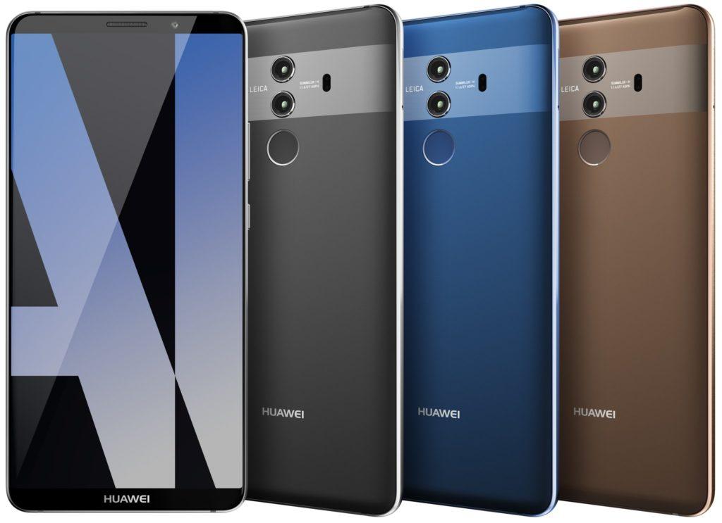 Смартфон Huawei Mate 10 фото 1
