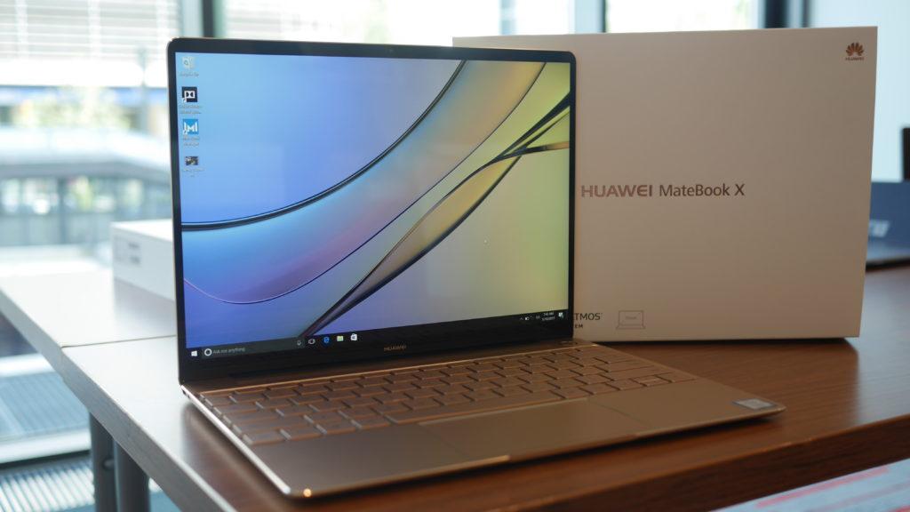 В конце октября может начаться продажа ноутбуков Huawei в Украине