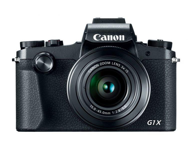 Canon PowerShot G1 X Mark III фото 2