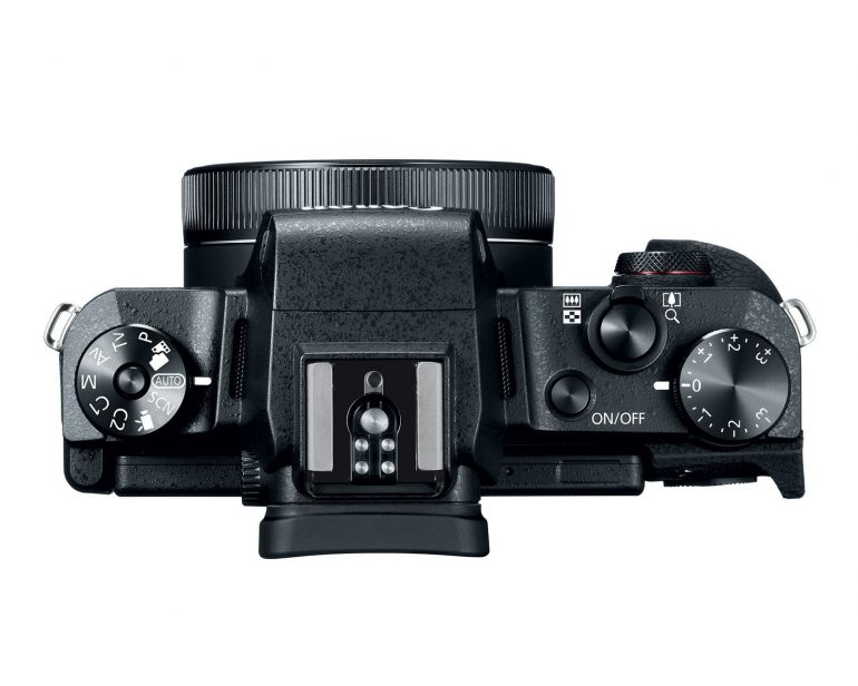 Canon PowerShot G1 X Mark III фото 4