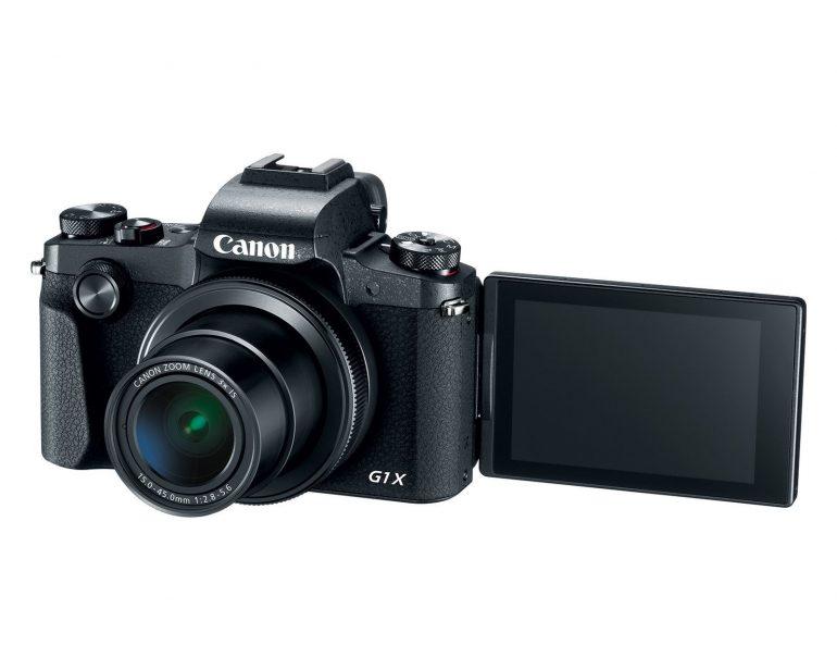 Canon PowerShot G1 X Mark III фото 5