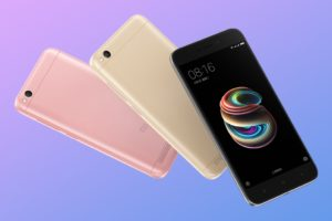 Представлен бюджетный смартфон Xiaomi Redmi 5A по цене $90