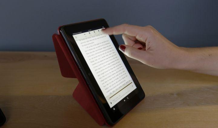 Amazon водонепроницаемая электронная книга