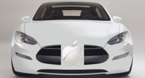 Apple умное авто