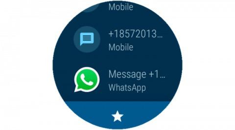 В смарт-часах под Android Wear появилась функция управления через Google Play фото 2