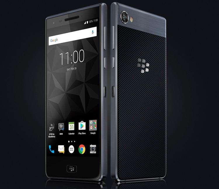 Смартфон BlackBerry Motion фото 2