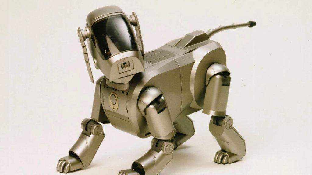 Sony робот-пес Aibo