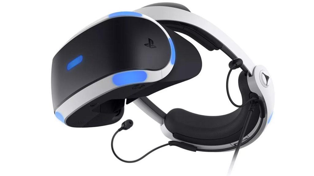 Sony шлем виртуальной реальности