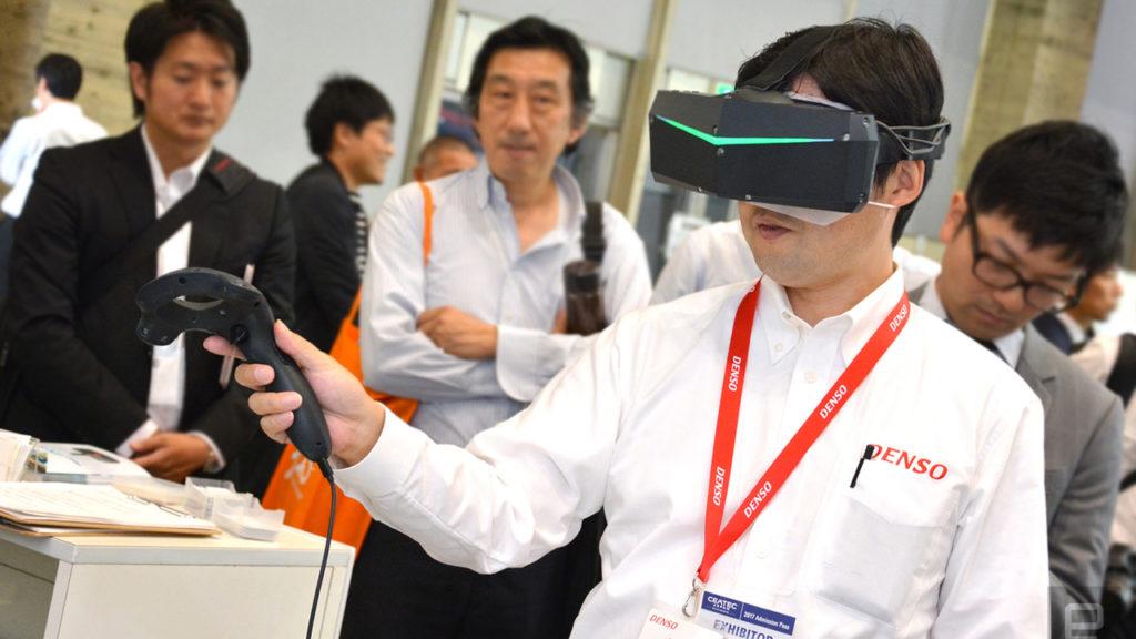 VR-шлем Pimax 8K VR фото 1