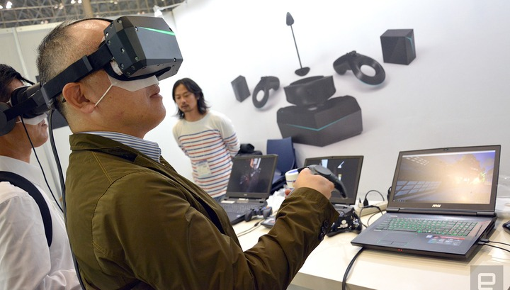 VR-шлем Pimax 8K VR фото 3