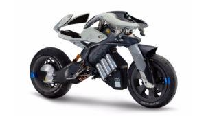 Yamaha электробайк с искусственным интеллектом фото 1