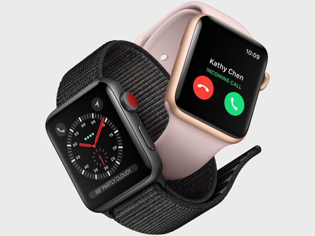 Apple Watch Series 3 фото 1