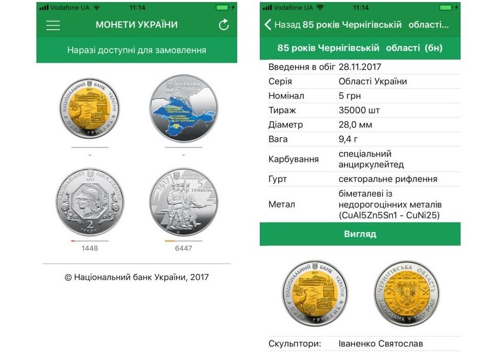 Монеты Украины фото 1