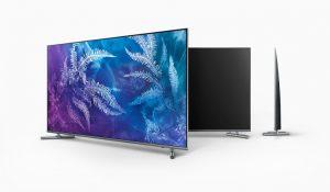 В продажу поступил новый телевизор Samsung серии QLED