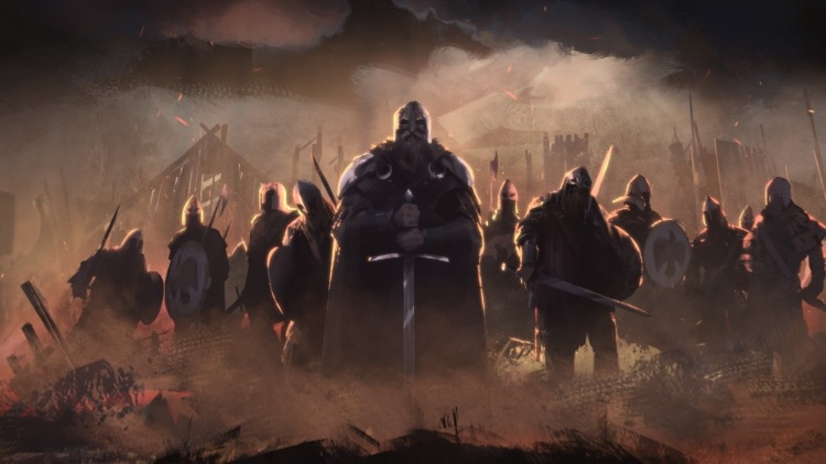 Total War Saga: Thrones of Britannia фото 1