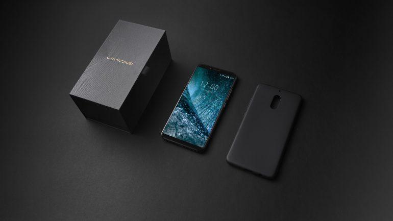 Влагозащищенный смартфон UMIDIGI S2 PRO фото 2