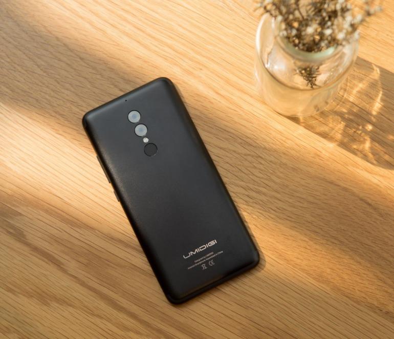 Влагозащищенный смартфон UMIDIGI S2 PRO фото 6