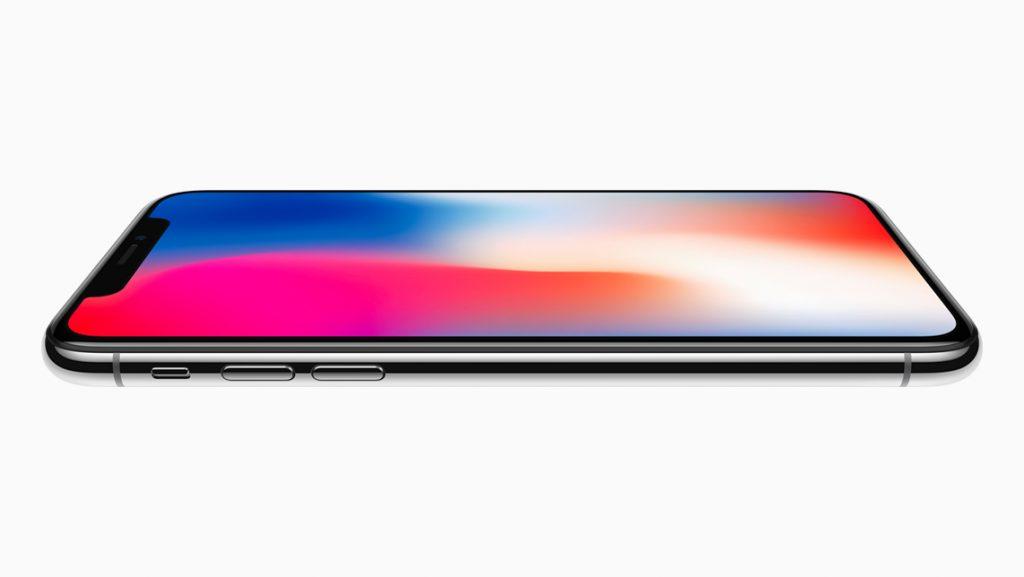 iPhone X подвержен выгоранию