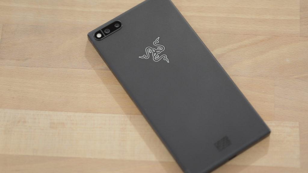 Razer геймерский Android-смартфон фото 2