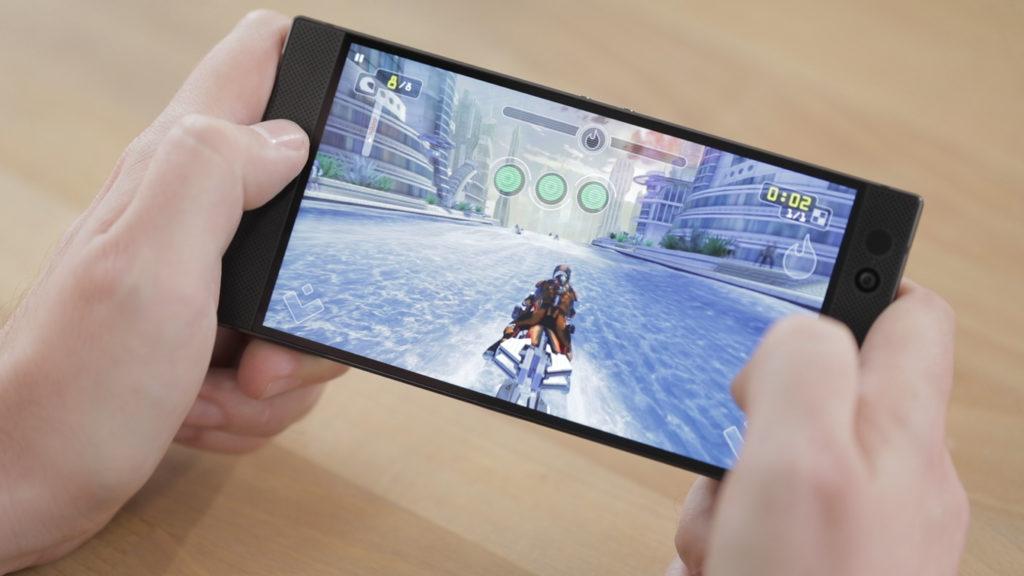 Razer геймерский Android-смартфон фото 3