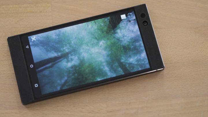 Razer геймерский Android-смартфон фото 5