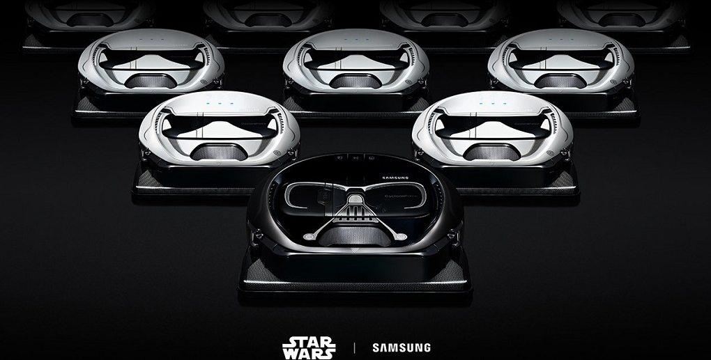 Умный пылесос Samsung фото 1