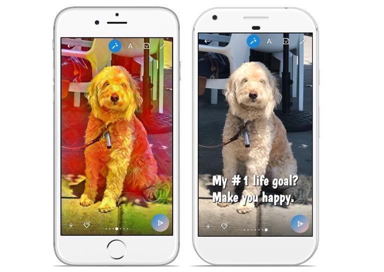 Skype эффекты для фото фото 1