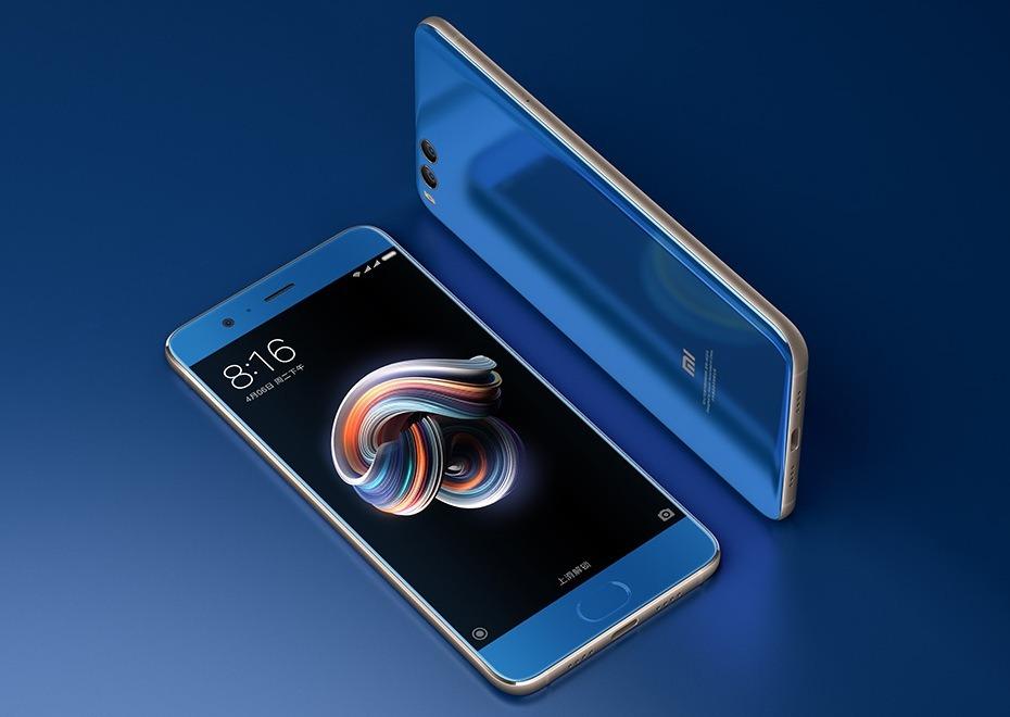 Xiaomi Mi Note 3 фото 1