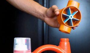 Пластиковые предметы, распечатанные на 3D-принтере, смогут подключаться к Wi-Fi и передавать информацию