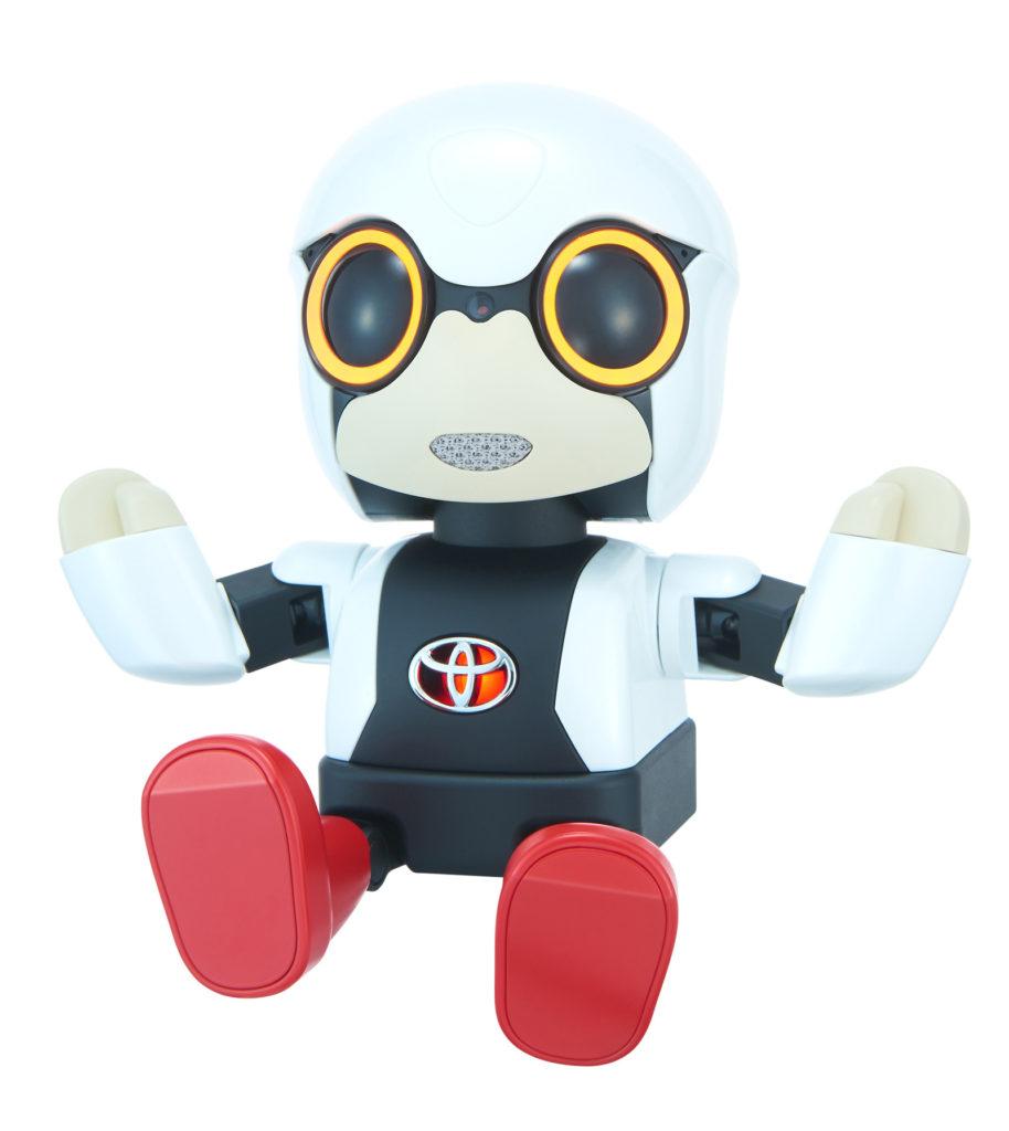 Робот Kirobo Mini фото 2