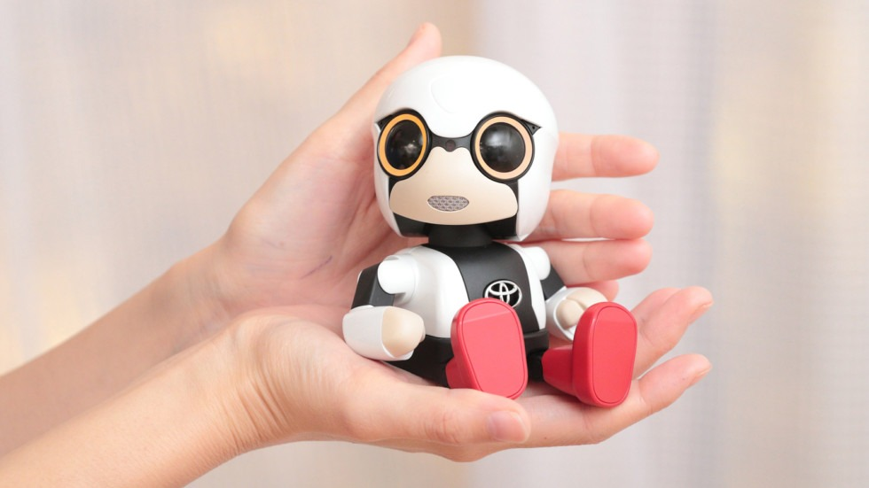 Робот Kirobo Mini фото 1