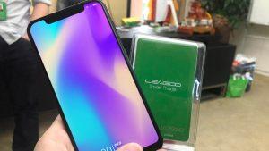 Китайский смартфон Leagoo S9, скопированный с iPhone X, можно купить за 300 долларов