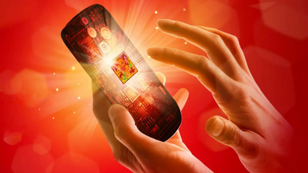 мобильная платформа Snapdragon 845