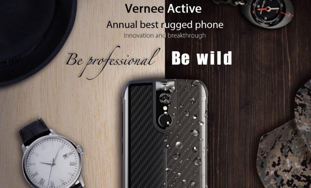 Смартфон Vernee Active фото 1