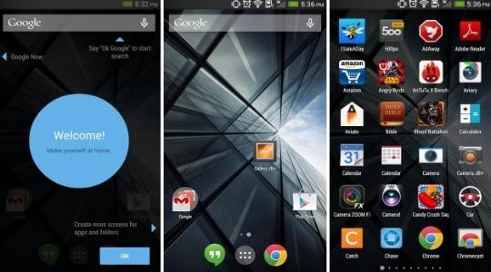 Бесплатные лаунчеры для Андроид на русском фото 2