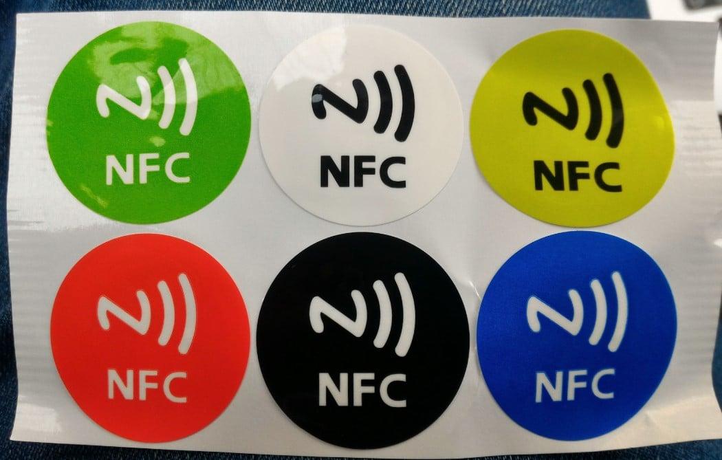 Что такое NFC-метки?