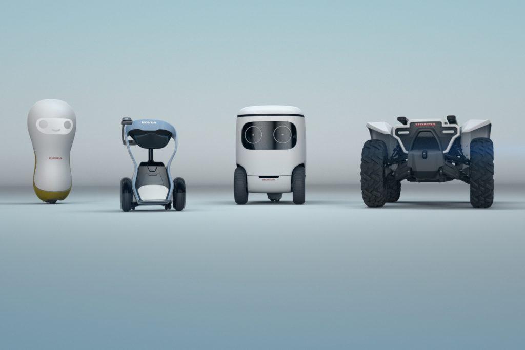 Робот Honda фото 1