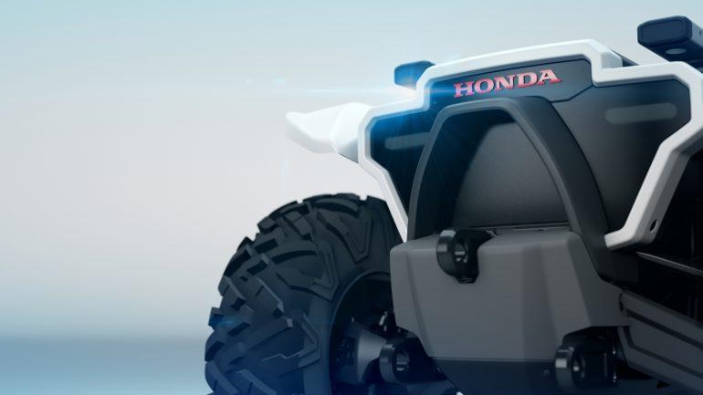 Робот Honda фото 5