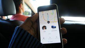 Новая функция Uber фото 1