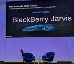 BlackBerry Jarvis