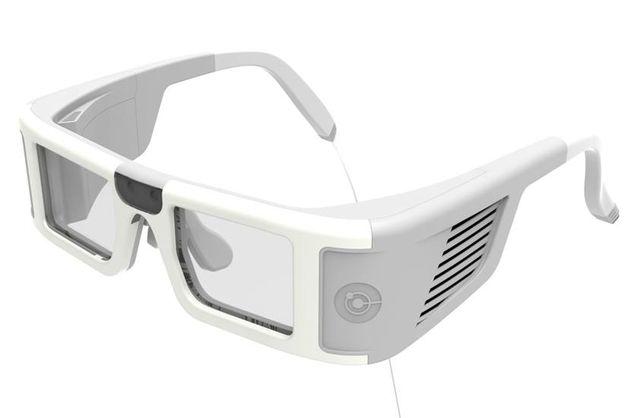 умные очки ICI Vision