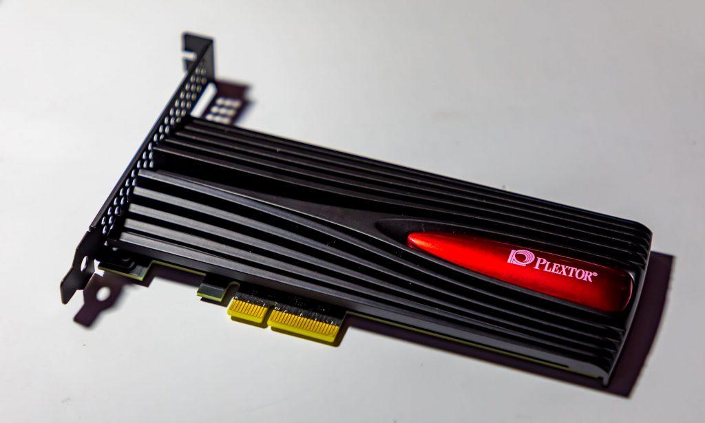 SSD-накопители Plextor M9Pe