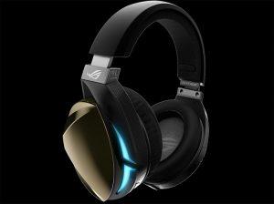 ASUS представила игровую гарнитуру, обеспечивающую виртуальное звучание 7.1