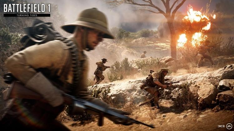 дополнение к игре Battlefield 1 фото 2