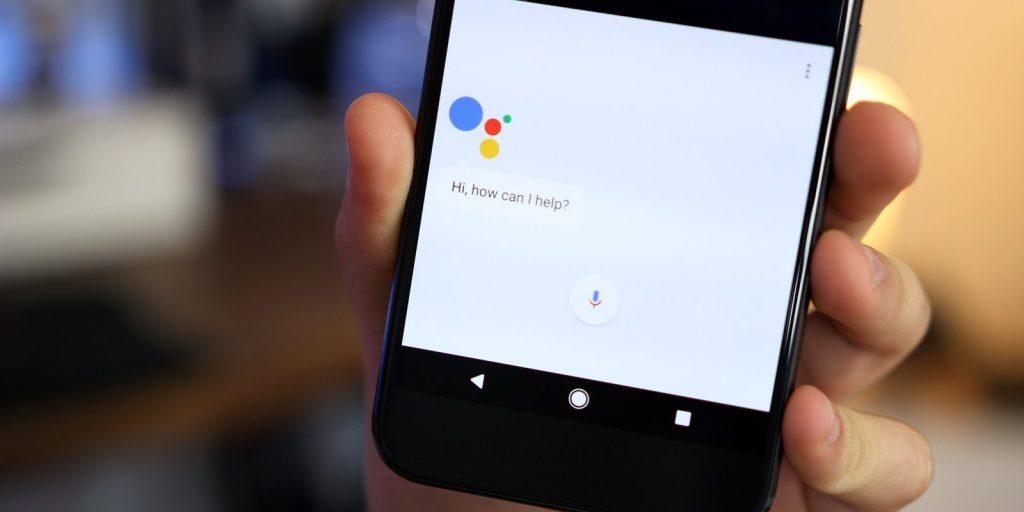Google Assistant на русском языке фото 1