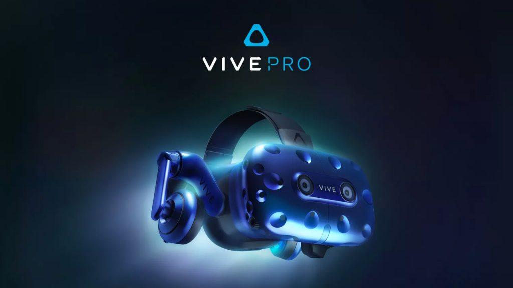 HTC шлем виртуальной реальности фото 1